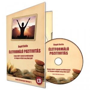 Életformáló pozitivitás CD