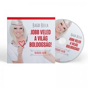 Jobb Veled a Világ Boldogság – Válogatás CD