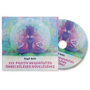 333 pozitív megerősítés önbecsülésed növeléséhez CD