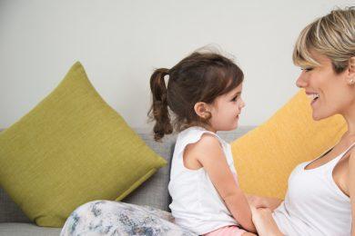 5 dolog, amit a gyerekeknek a megbocsátásról taníthatsz