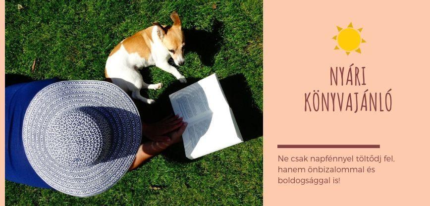 Könyvajánló a nyárra