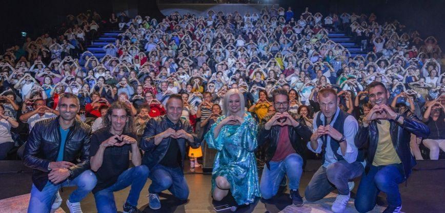 Élni jöttem turné – képek, videók, vélemények