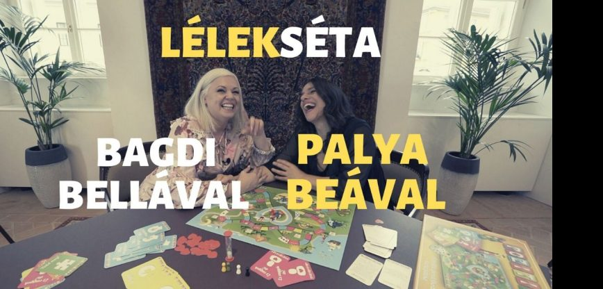 Lélekséta Palya Beával