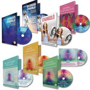 Bagdi Bella összes meditációs CD-je