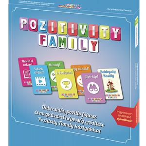 Pozitivity Family társasjáték
